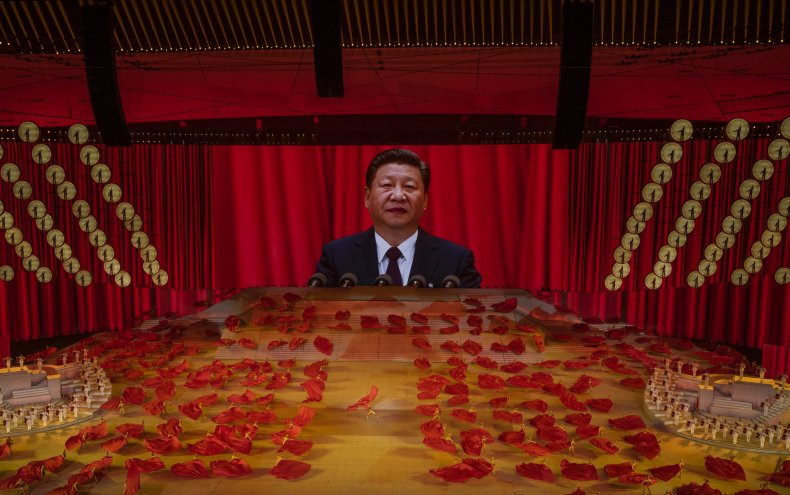 Chinese President and Chairman of the Communist