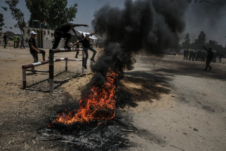 Hamas youth camp