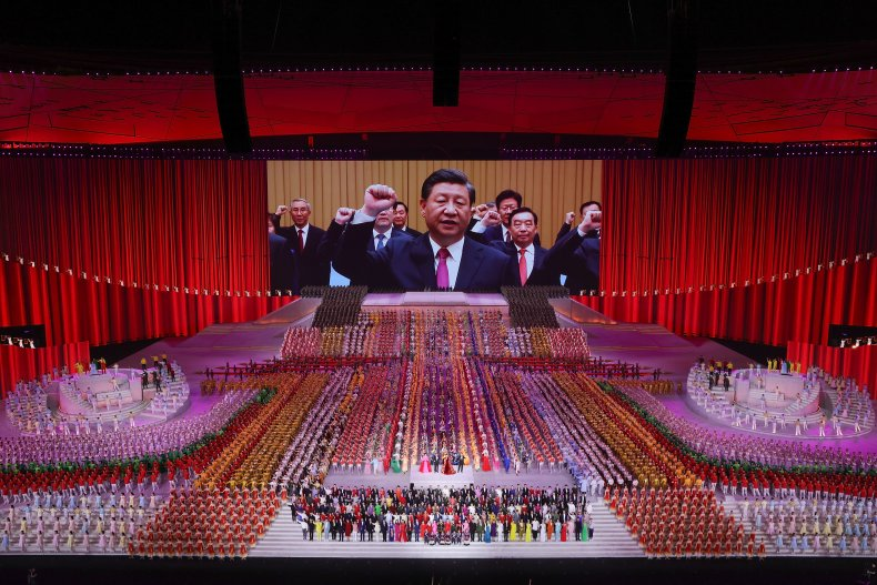 Xi Jinping Chinese Communist Party Capitalism