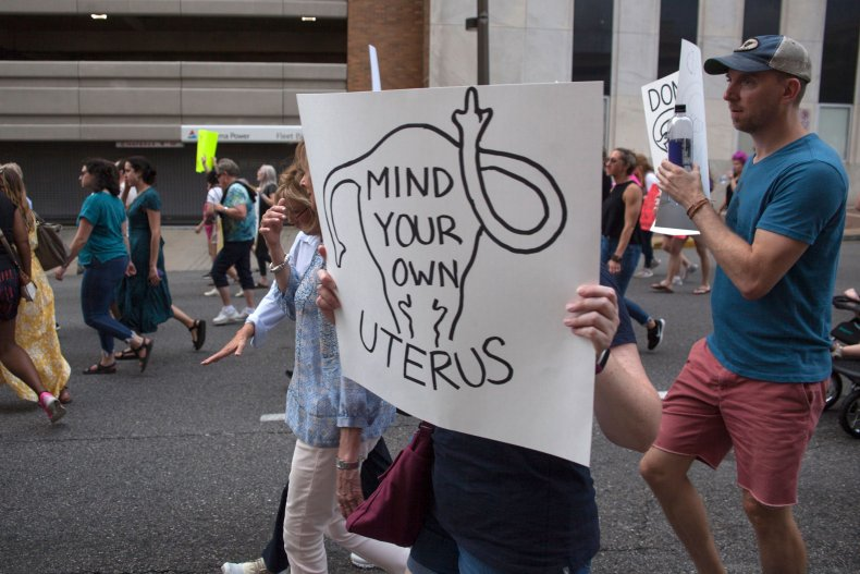 Alabama Abortion Law Minor Trials Court Ruling