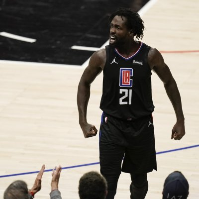 Patrick Beverley of the LA Clippers