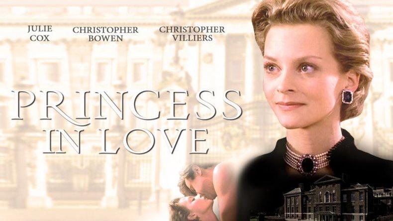 Julie Cox Princess In Love