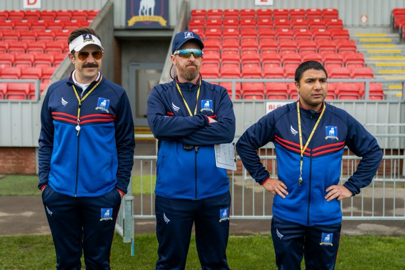 Ted Lasso coaches