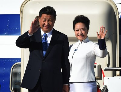 Xi Jinping And First Lady Visit States