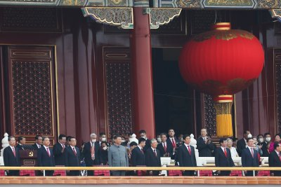 Xi Jinping Oversees Communist Party Celebrations