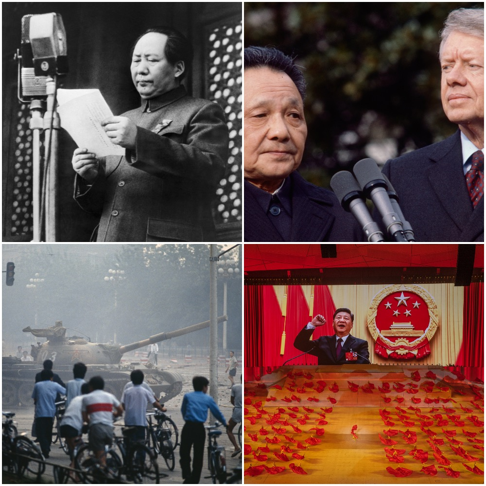How China's Communist Party Transformed the Country