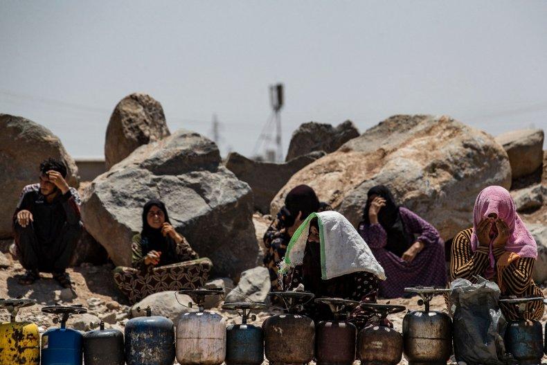 Syria Conflict Ras al-Ain