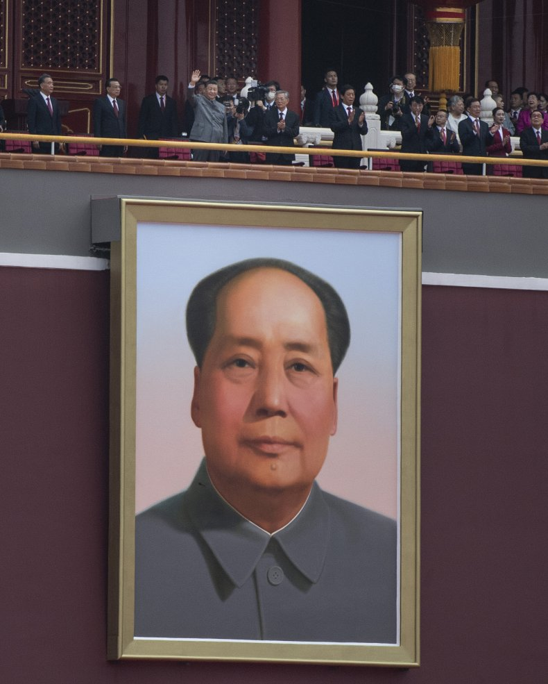 China, President, Xi, speech, Mao, 100th, anniversary