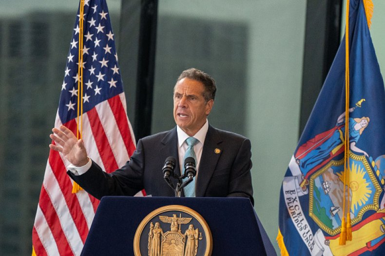Andrew Cuomo Poll Resign Re-Election New Yorkers