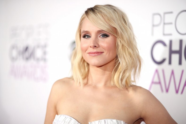 Kristen Bell at People's Choice Awards
