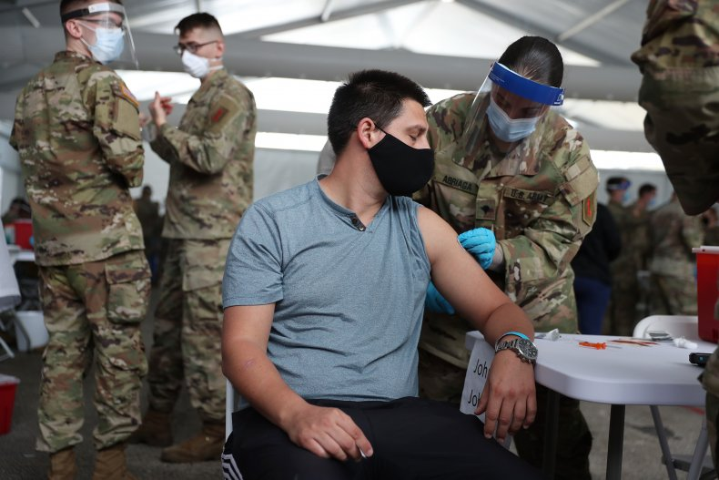 Army vaccine