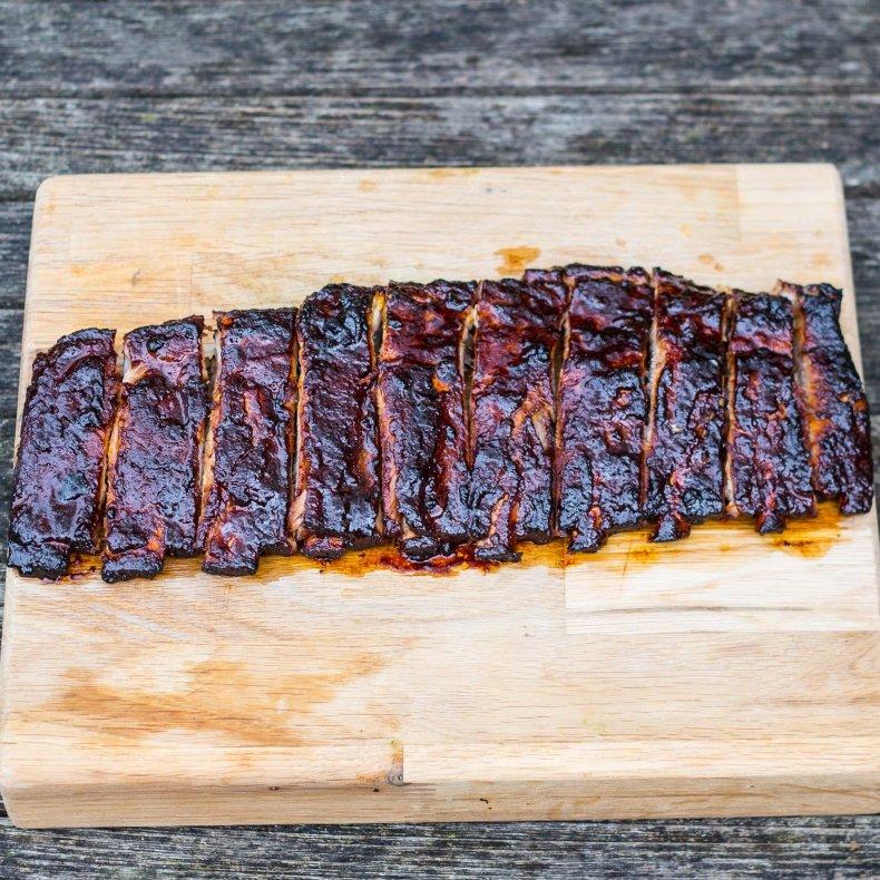 MOB Kitchen's stickiest ribs