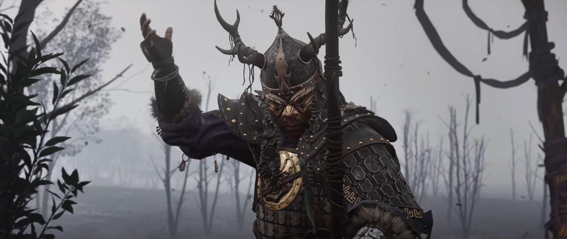 mongol enemy ghost tsushima