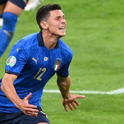 Italys midfielder Matteo Pessina