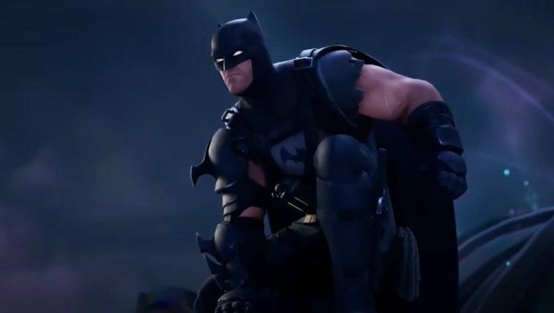 Batman Appears in Fortnite
