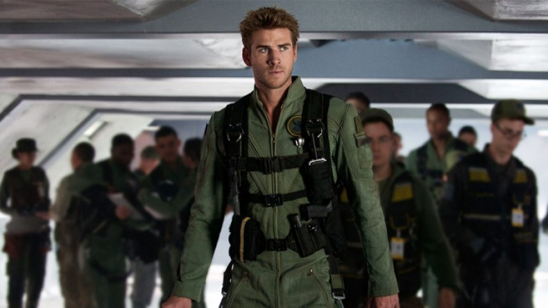 Liam Hemsworth in Independence Day: Resurgence