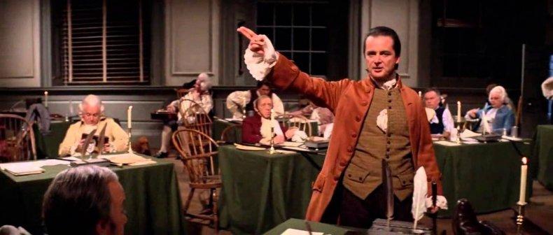 Still from the movie 1776