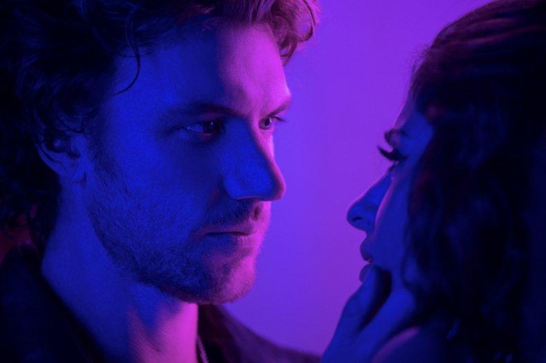Adam Demos and Sarah Shahi Sex/Life