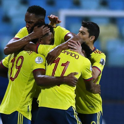 Colombia at the Copa America