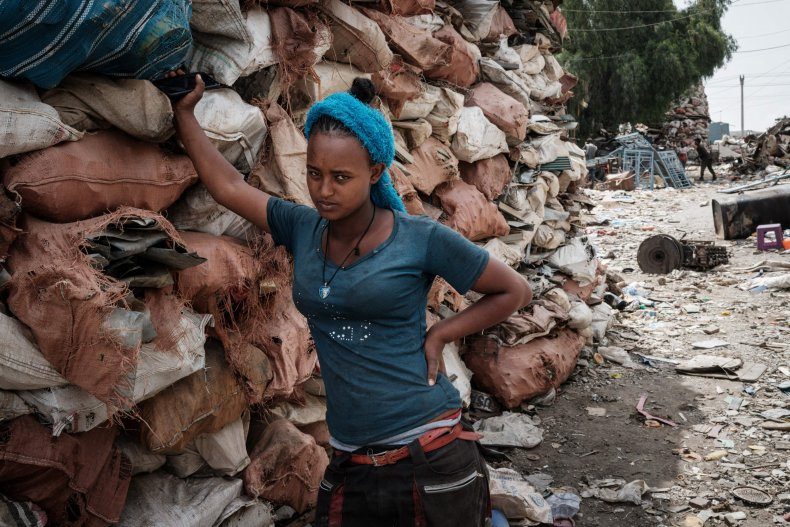 3,800 Tons of Food Block from Tigray