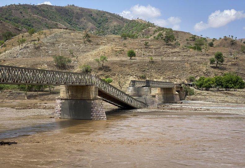Tigray Bridge Collapse, Aid Blocked