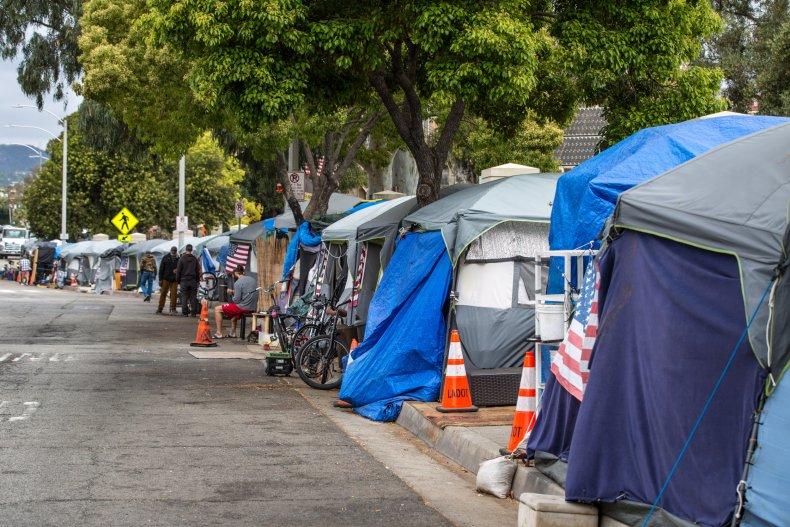 LA Leaders Back Limits on Homeless Encampments