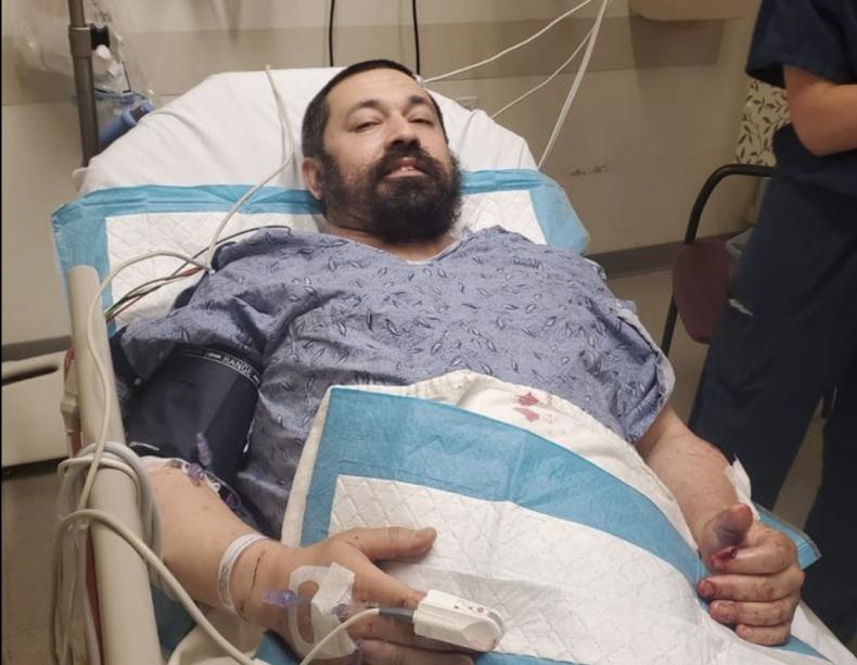 Rabbi Stabbing Jewish School Boston Attack