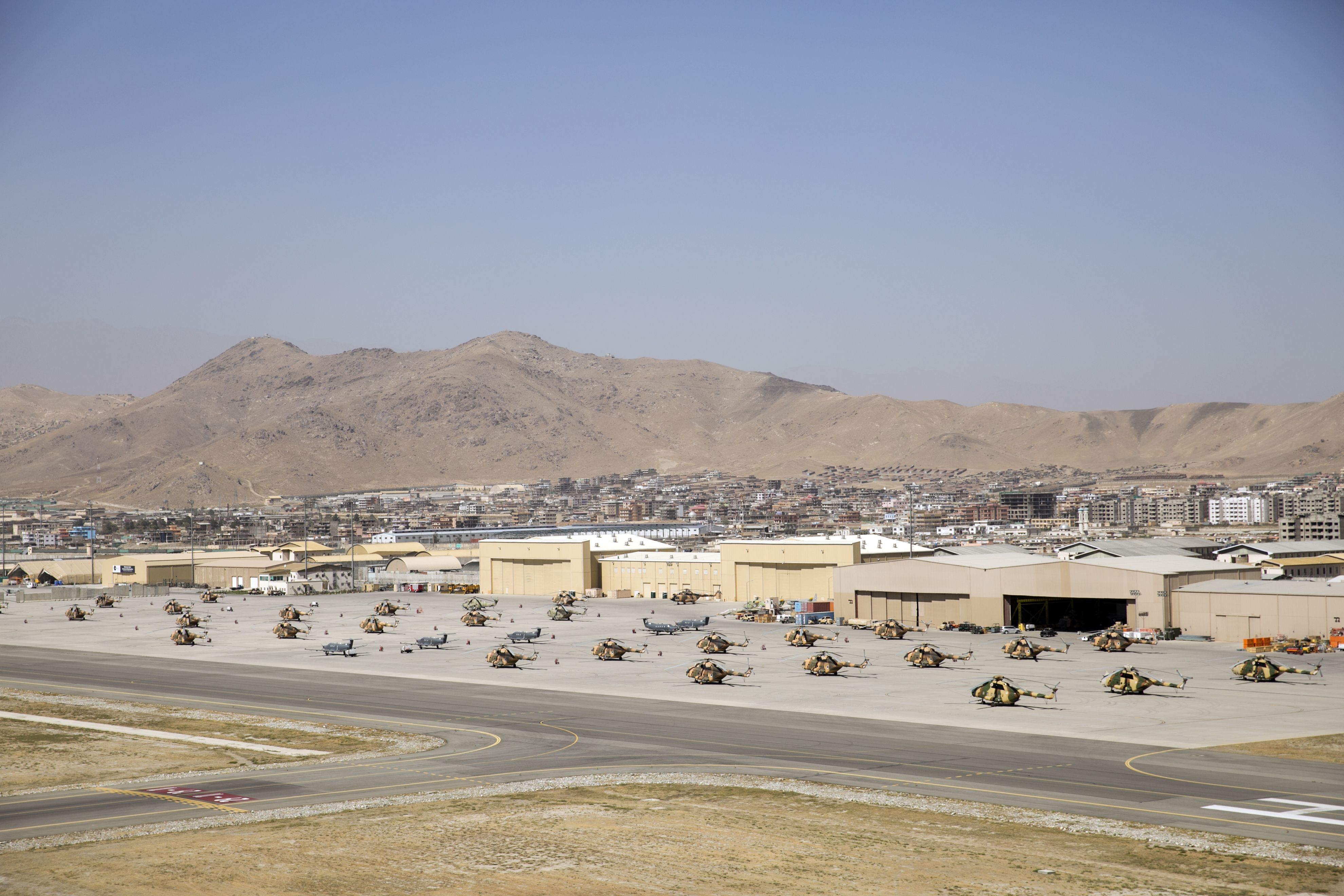 Turkey awaiting decision from U.S., NATO to take control of Afghanistan airport