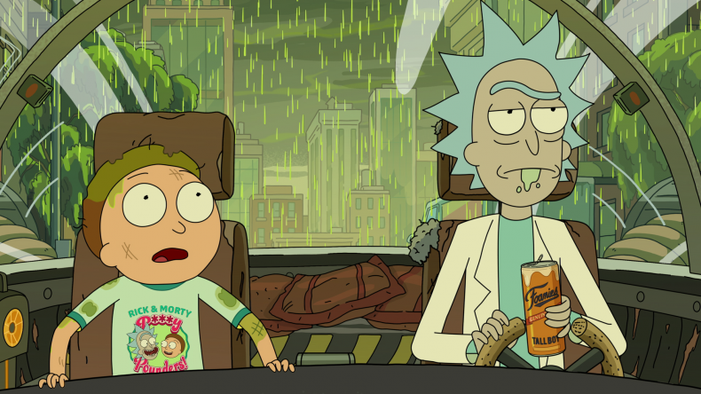Rick and Morty episode 3