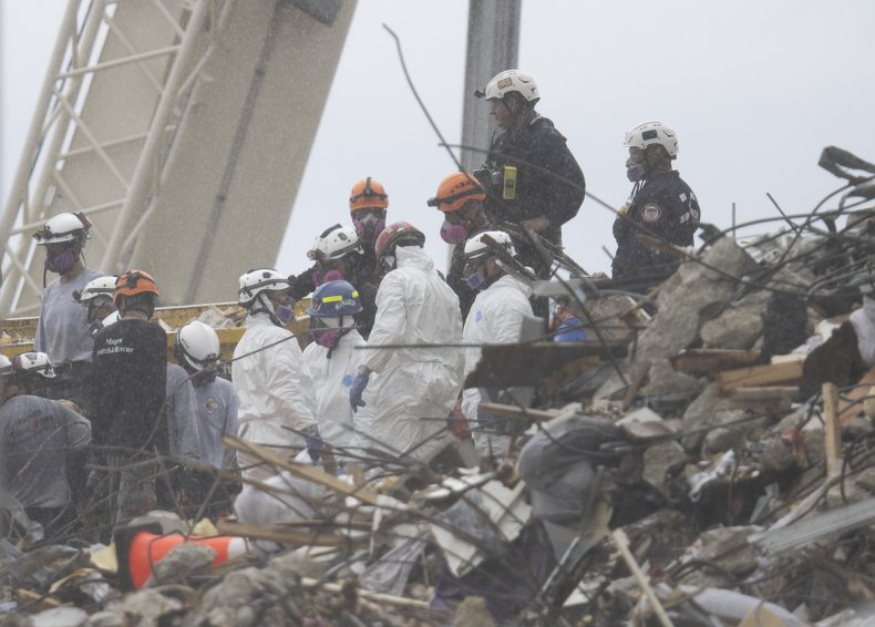 Over One Hundred Missing After Residential Building