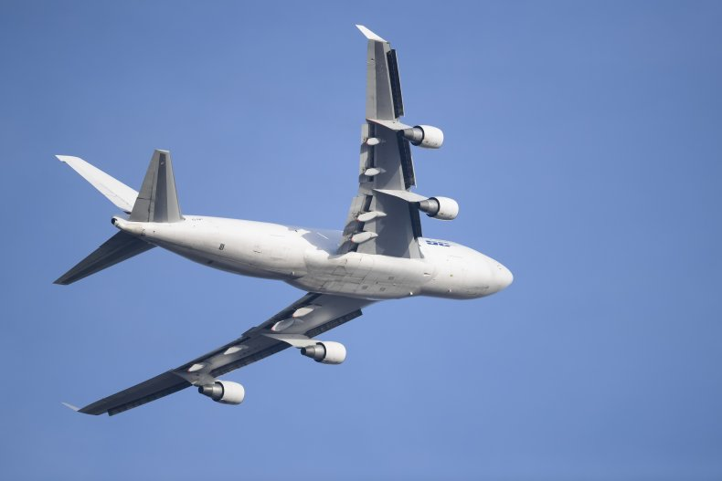 Boeing Cargo Plane