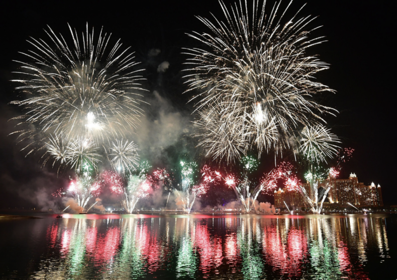 Two fireworks records were broken in 2019