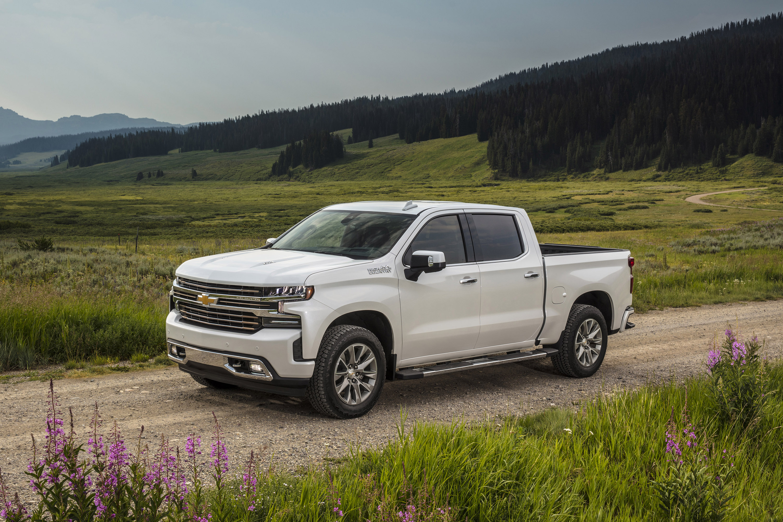 2021 Chevrolet Silverado High Country