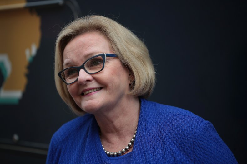 McCaskill: Family's 4th July Tradition Capitol Video