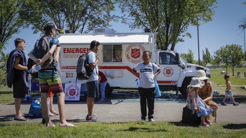 Oregon, Washington Report 100 Heat-Wave Deaths