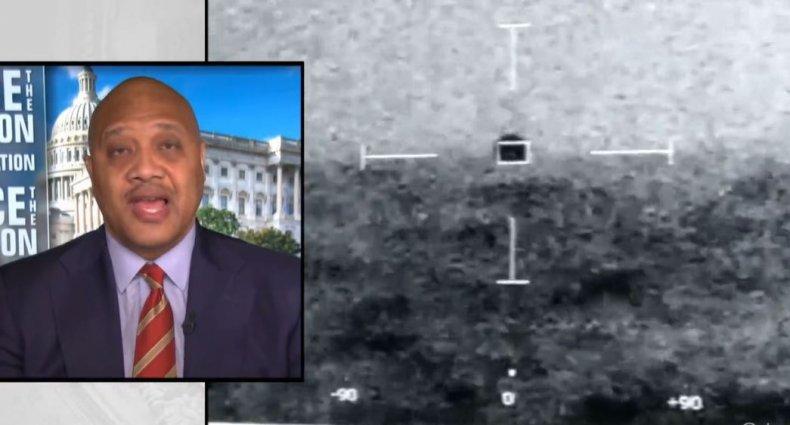 andre carson indiana ufo sightings