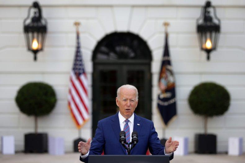 Biden delivers Fourth of July remarks