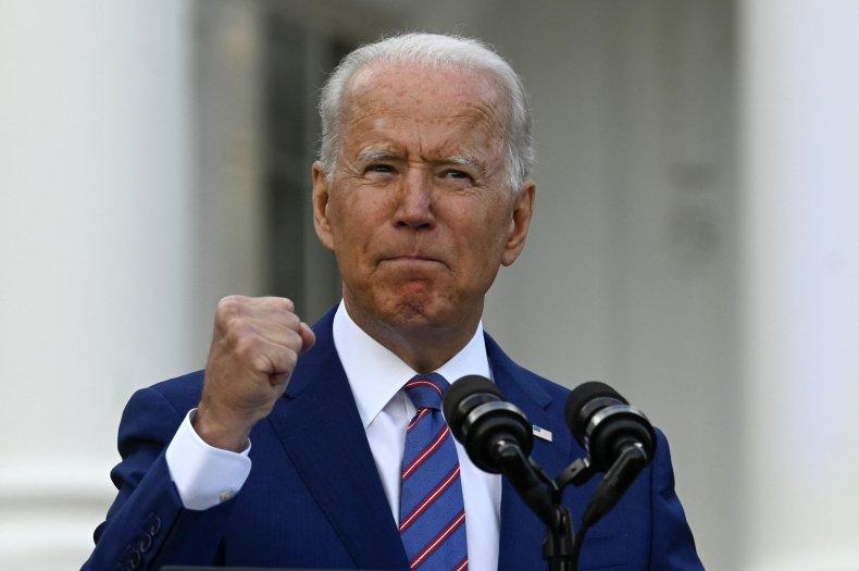 Biden White House speech