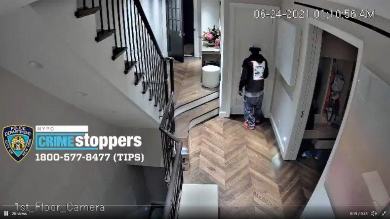 Manhattan burglary
