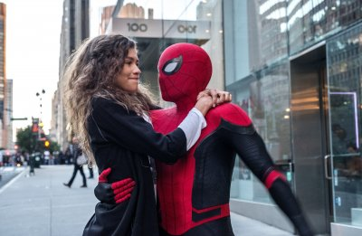 spiderman far from home marvel
