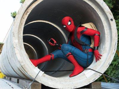 spiderman homecoming Marvel