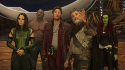 Guardians of the Galaxy Vol 2 Marvel