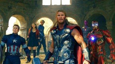avengera age of ultron Marvel