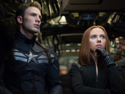 captain america the winter solder Marvel
