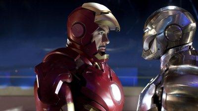 iron man 2 Marvel