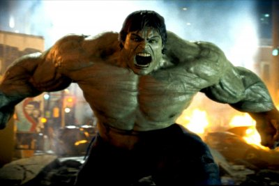 the incredible hulk Marvel