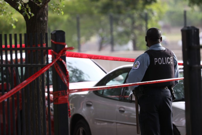 19-Year-Old National Guardsman Fatally Shot Chicago