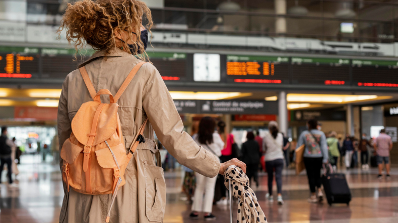 how to travel safely in the U.S.