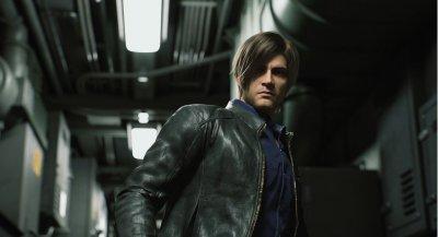 Leon Kennedy in Resident Evil Infinite Darkness