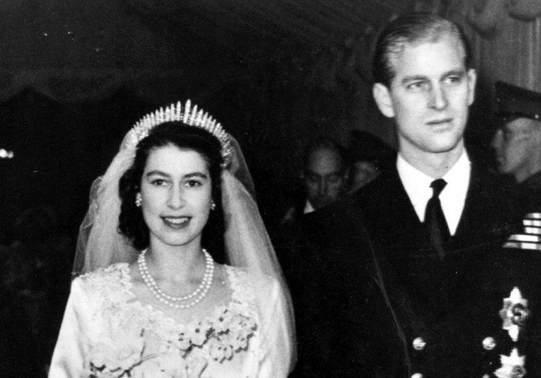 Queen Elizabeth II's Wedding Tiara